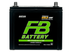 FB BATTERY PREMIUM GOLD 75D23L-SMF