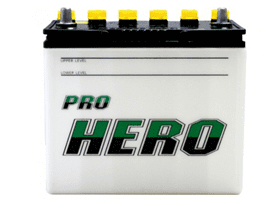FB BATTERY PRO HERO 75D31L (NS100-LSE)