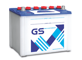 GS BATTERY NS60L