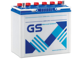 GS BATTERY NS60R