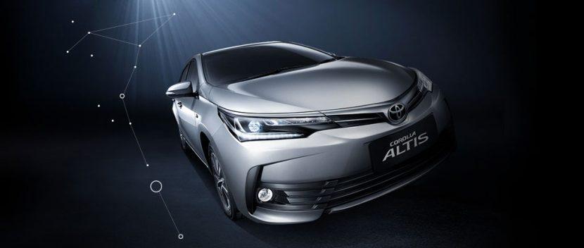 Toyota corolla Altis 2019 ราคาเริ่ม 799,000 บาท [MY 2019] โตโยต้า โคโรล่า อัลติส ราคา ตารางผ่อน