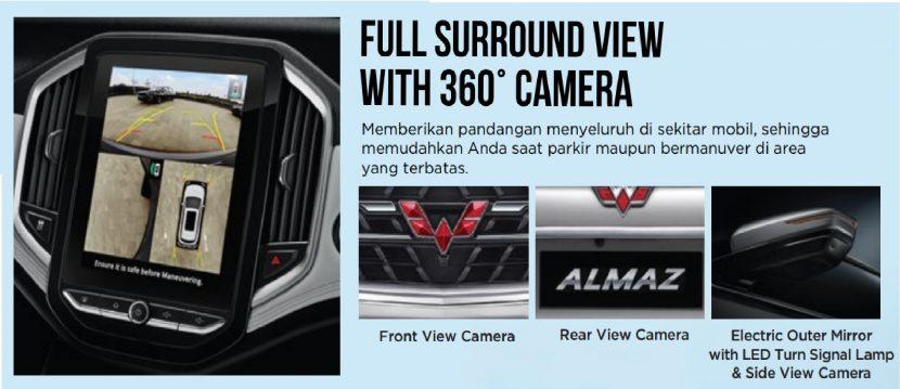 Preview Wulling Almaz อินโดนีเซียแฝด All New Chevrolet Captiva