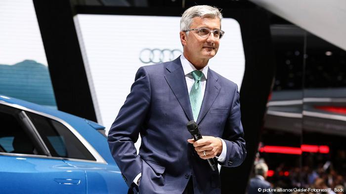 อดีต CEO ของ Audi ยังอยู่ในความดูแลของตำรวจ