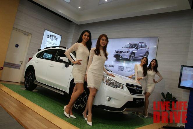 Subaru XV STI Performance Edition ลุ้นกันว่ามันจะเข้าไทยไหม