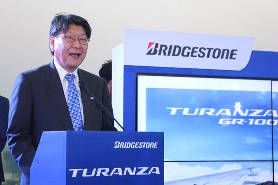 BRIDGESTONE TURANZA GR 100 1 บริดจสโตนแนะนำยางใหม่ BRIDGESTONE TURANZA GR 100