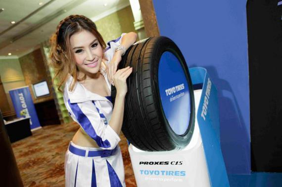 Proxes C1S TOYO TIRES เปิดตัวยางสปอร์ตสมรรถนะสูง Proxes T1 Sport, Proxes ST2, Proxes C1S, Proxes T1R , TOYO DRB