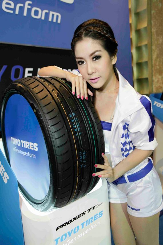 Proxes T1 Sport 1 TOYO TIRES เปิดตัวยางสปอร์ตสมรรถนะสูง Proxes T1 Sport, Proxes ST2, Proxes C1S, Proxes T1R , TOYO DRB