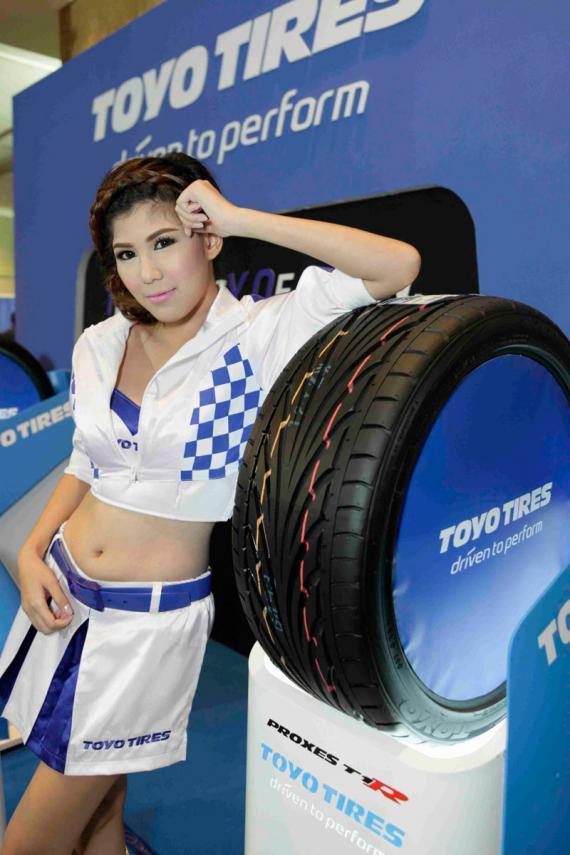 TOYO TIRES เปิดตัวยางสปอร์ตสมรรถนะสูง Proxes T1 Sport, Proxes ST2, Proxes C1S, Proxes T1R , TOYO DRB
