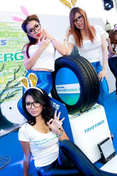 """Toyo Tires ส่ง """"นาโนเอ็นเนอร์จี 3"""" (NanoEnergy3) สำหรับรถยนต์นั่งขนาดกลางและเล็ก"""