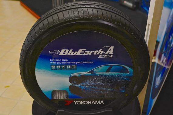 YOKOHAMA เปิดตัวยางรุ่นใหม่ BluEarth A เจาะตลาดเก๋งเล็กถึงมิดไซซ์ซีดาน ชูจุดเด่น รักษ์โลก นุ่มเกาะหนึบ ปลอดภัยแม้วันฝนตก