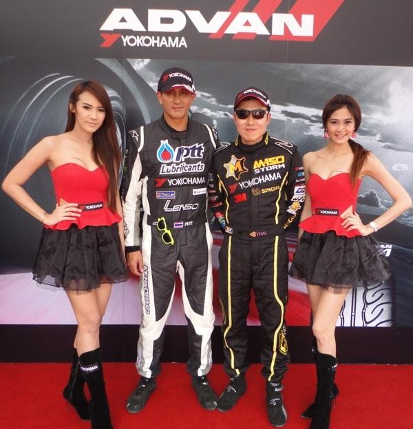 "YOKOHAMA ปลื้มกลยุทธ์ ""Motorsport Marketing"""