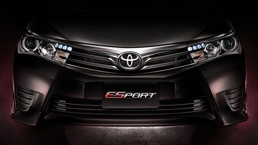 Toyota Altis Esport 2014