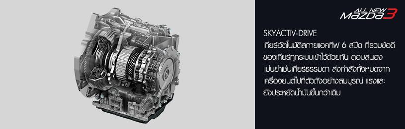 2014 Mazda 3 transmission