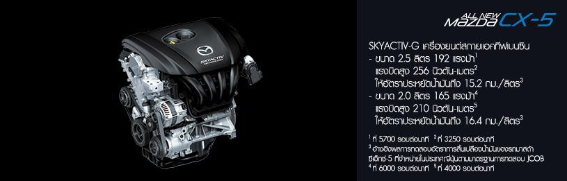 2014 Mazda CX-5 engine 2