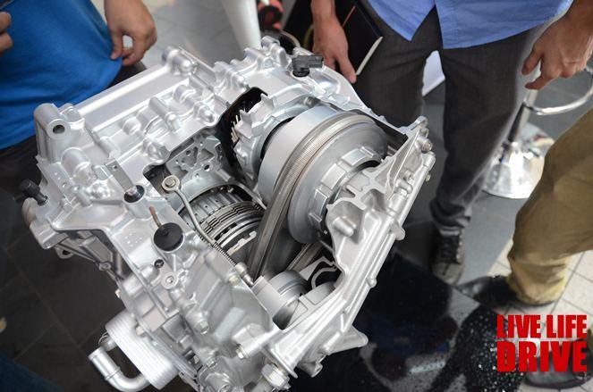 Honda Jazz 2014, City 2014 ปัญหาเกียร์ CVT ความเร็วค้าง เร่งไม่ขึ้น เป็นเพราะอะไร ?