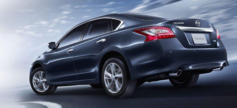 Nissan All New Teana ดอกเบี้ย 0% 5 ปี พร้อมประกันภัยชั้น 1 และของตกแต่งรอบคัน