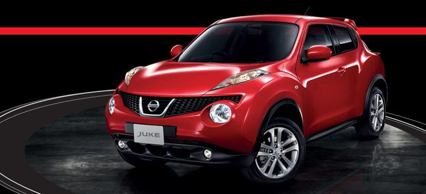 Nissan Juke 1 Nissan Juke ผ่อนเริ่มต้น 8,000 บาทกับ นิสสัน จู๊ค