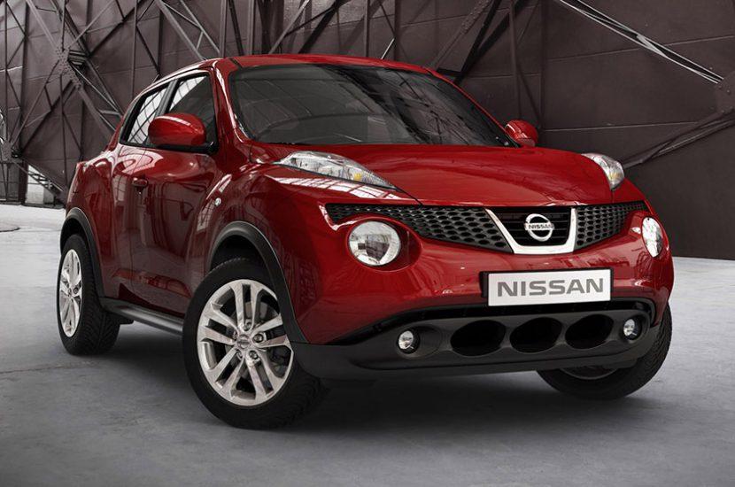 Nissan Juke 5 Nissan Juke ผ่อนเริ่มต้น 8,000 บาทกับ นิสสัน จู๊ค