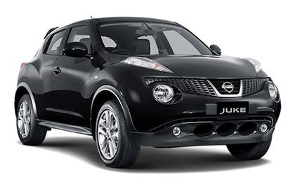Nissan Juke black Nissan Juke ผ่อนเริ่มต้น 8,000 บาทกับ นิสสัน จู๊ค
