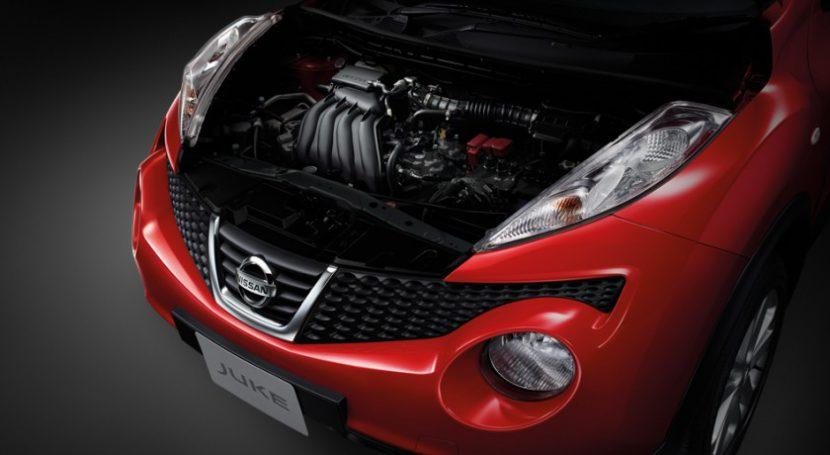 Nissan Juke engine e1403542761798 Nissan Juke ผ่อนเริ่มต้น 8,000 บาทกับ นิสสัน จู๊ค