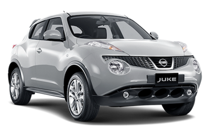 Nissan Juke silver Nissan Juke ผ่อนเริ่มต้น 8,000 บาทกับ นิสสัน จู๊ค