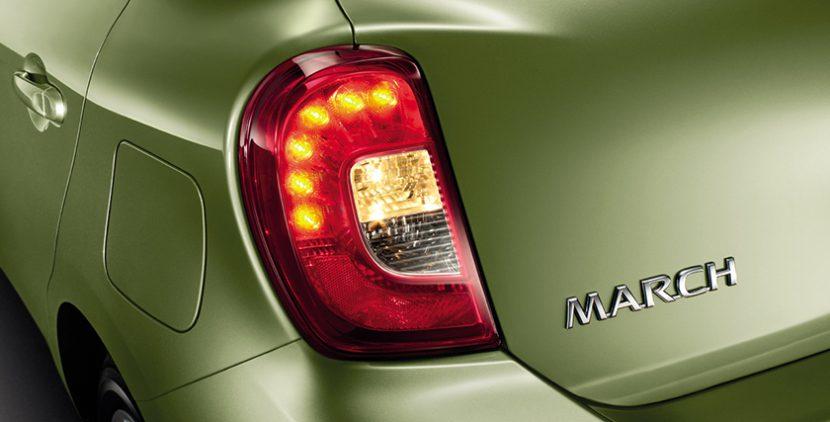 NISSAN MARCH 2019 ออกรถ 3,000 ผ่อน 6,700 บาท ฟรีกล้องหน้ารถ