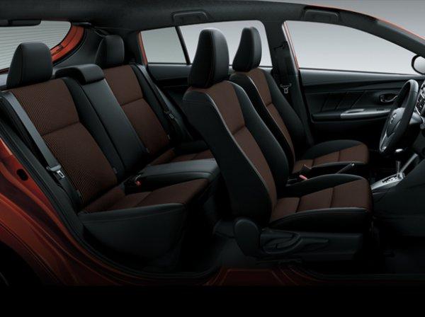 Toyota New Yaris 2014 12 Toyota New Yaris 2014 ราคา โปรโมชั่น ตารางผ่อน ผ่อนเริ่มต้น 5,700 บาท