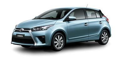 Toyota New Yaris 2014 forenze blue metalic Toyota New Yaris 2014 ราคา โปรโมชั่น ตารางผ่อน ผ่อนเริ่มต้น 5,700 บาท