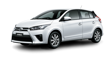 Toyota New Yaris 2014 superwhite II Toyota New Yaris 2014 ราคา โปรโมชั่น ตารางผ่อน ผ่อนเริ่มต้น 5,700 บาท
