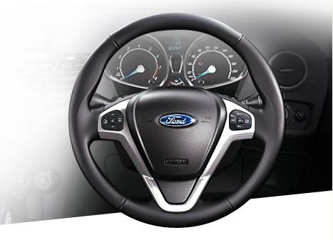 power Ford New Fiesta 2014 โปรโมชั่น ตารางผ่อน ดาวน์ 25% ผ่อนต่ำสุดเพียง 6,500 บาท