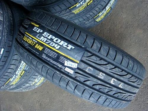 q2a52 Dunlop LM 704 อีกทางเลือกที่สมดุล