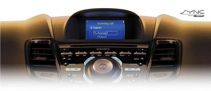 sync by microsoft Ford New Fiesta 2014 โปรโมชั่น ตารางผ่อน ดาวน์ 25% ผ่อนต่ำสุดเพียง 6,500 บาท