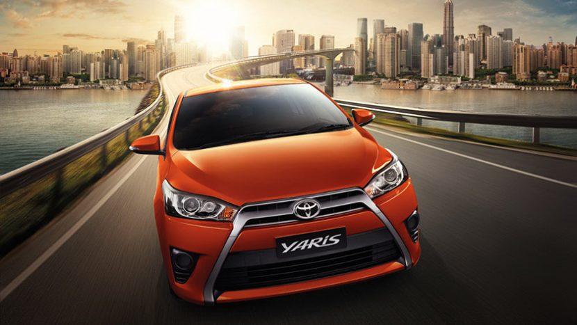 toyota yaris 2014 Toyota New Yaris 2014 ราคา โปรโมชั่น ตารางผ่อน ผ่อนเริ่มต้น 5,700 บาท
