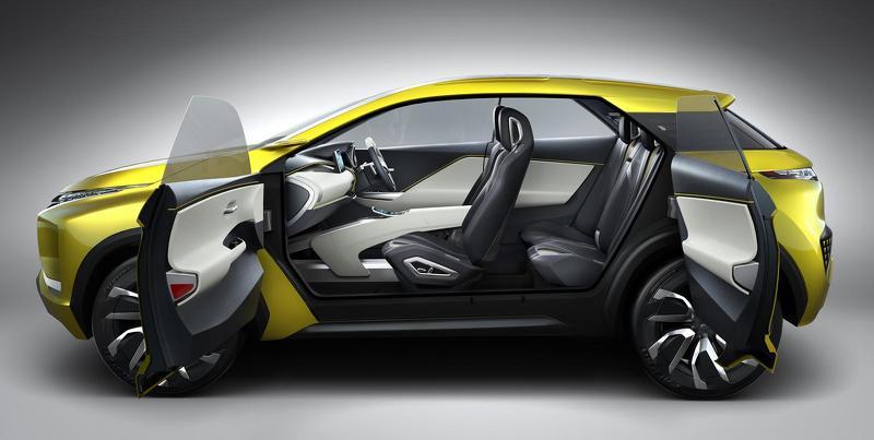 Crossover EV จาก Mitsubishi