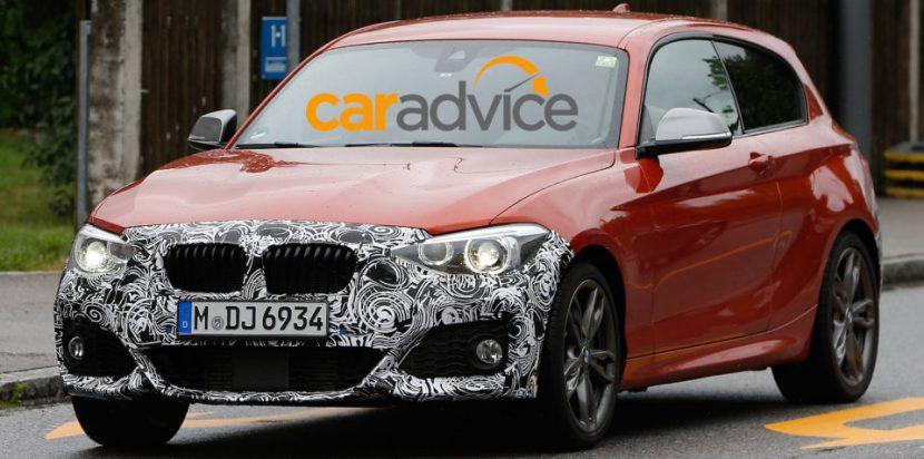 BMW M135i 2015 เผยโฉมแล้ว