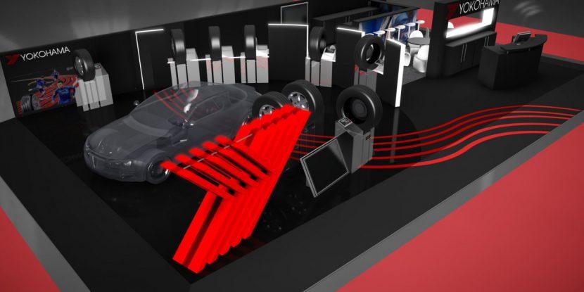 Yokohama ปล่อยโมเดลใหม่ในงาน Geneva International Motor Show