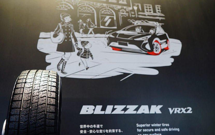 Bridgestone อวดโฉมสุดยอดยางในงาน TOKYO MOTOR SHOW