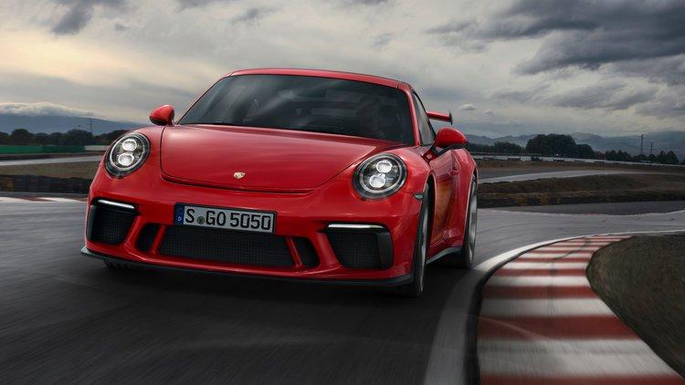 2017 porsche 911 gt3 03 Porsche 911 GT3 ปี 2020 จะใส่เทอร์โบคู่มาเพิ่มแล้วนะ