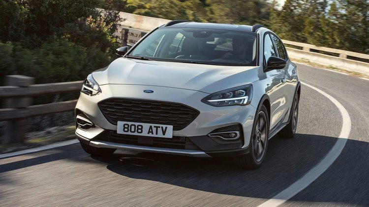 2019 Ford Focus FORD 2018 FOCUS ACTIVE  22 Ford ยัน ไม่ผลิต Focus Active ในอเมริกา