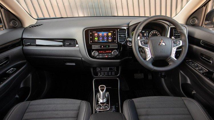 Mitsubishi ออสเตรเลียออก Outlander PHEV ES 2019 ใหม่ เริ่ม 1,085,000 บาท