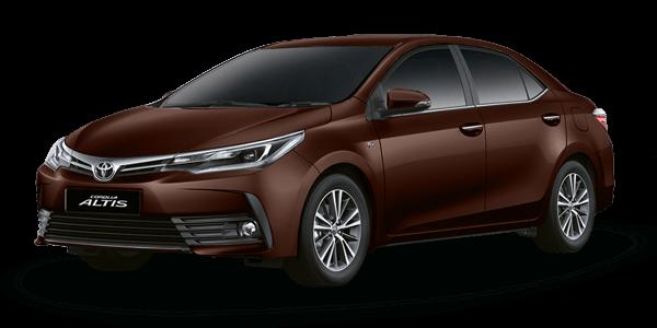 Toyota Altis 2018   โตโยต้า อัลติส ราคา โปรโมชั่น และสเปค