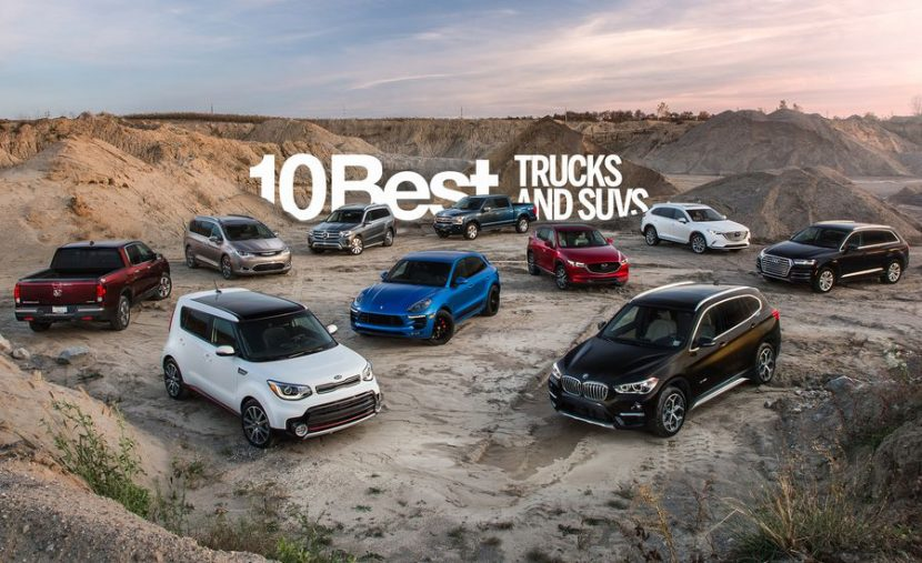 8 เหตุผล ที่คุณต้องซื้อ SUV