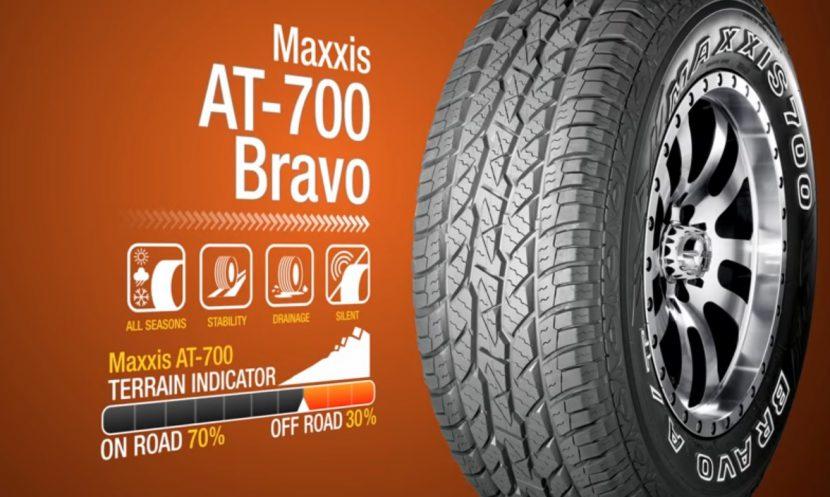 MAXXIS AT 700 ยาง AT อันดับ 1 ออสเตรเลีย