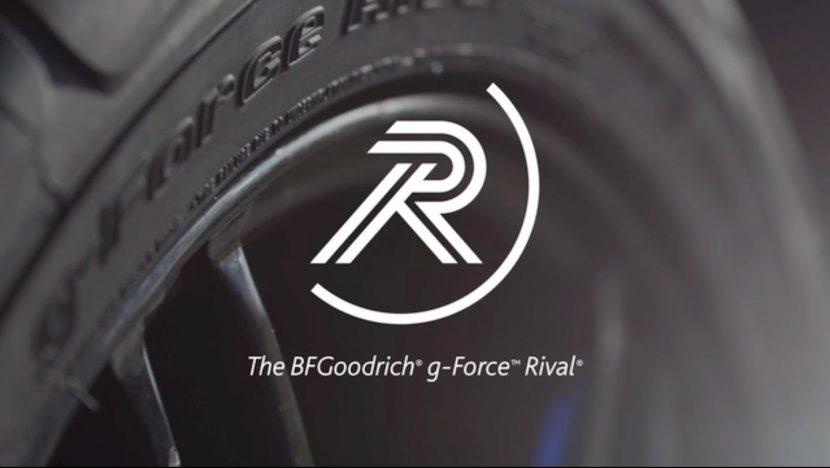 BFGoodrich G FORCE RIVAL S เร้าใจทุกโค้ง