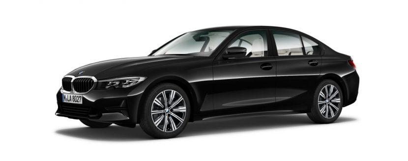 ราคาและสเปค New BMW Series 3 2019 (G20) 320d GT Luxury 320d Sport 320dM Sport และ 320i M Sport