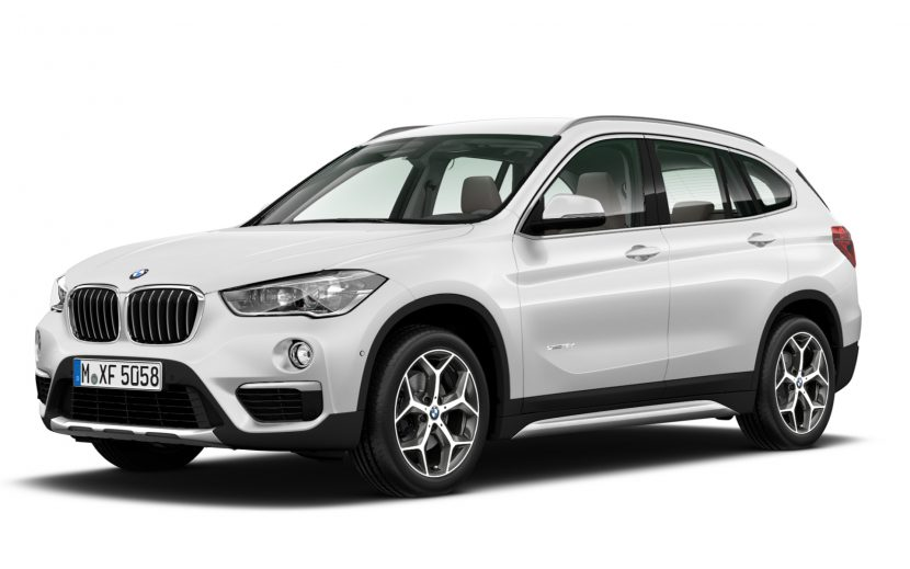 BMW X1 2019 ราคาเริ่มต้น 1,969,000 บาท ผ่อนเริ่มต้น 17,000 บาท