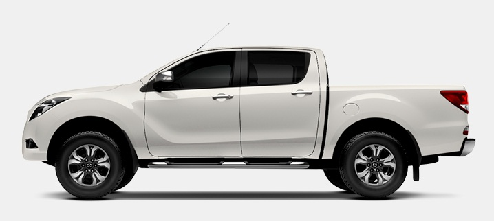 Mazda BT 50 PRO 2017 ผ่อนเริ่มต้นเพียง 6,729 บาท
