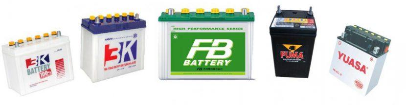แบตเตอรี่รถยนต์ยี่ห้อไหนดี ! 5 วิธีการเลือกซื้อ Battery