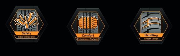 Continental PremiumContac 6 pic 9 Continental PremiumContact™ 6 เงียบทนเกินราคา