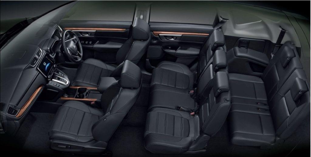 Crv2017 int 1024x516 HONDA CRV 2018   2019 ราคาโปรโมชั่นกับรุ่น 5 ที่นั่ง และ 7 ที่นั่ง